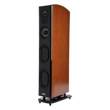LSiM707 Floor Standing Speaker, 20Hz-40kHz Frequency Response, Mt. Vernon Cherry