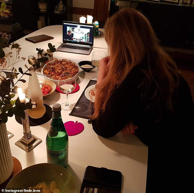 How to throw a dinner party online | Daily Mail Online
