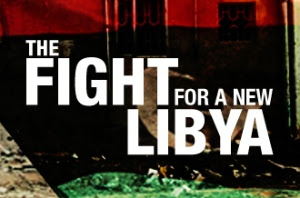 The Fight for a New Libya Image