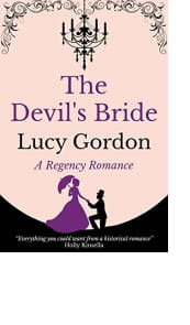 The Devil's Bride by Lucy Gordon