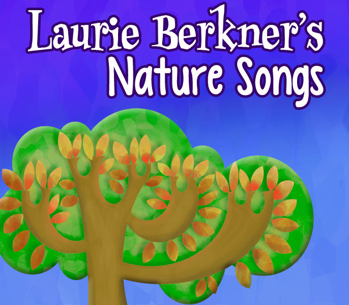 Laurie Berkner s Nature Songs Cover Art RGB