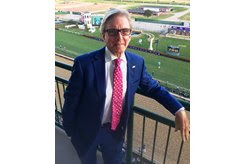 Mike Anderson at Churchill Downs