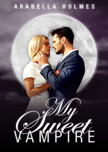Cover for 'My Sweet Vampire'