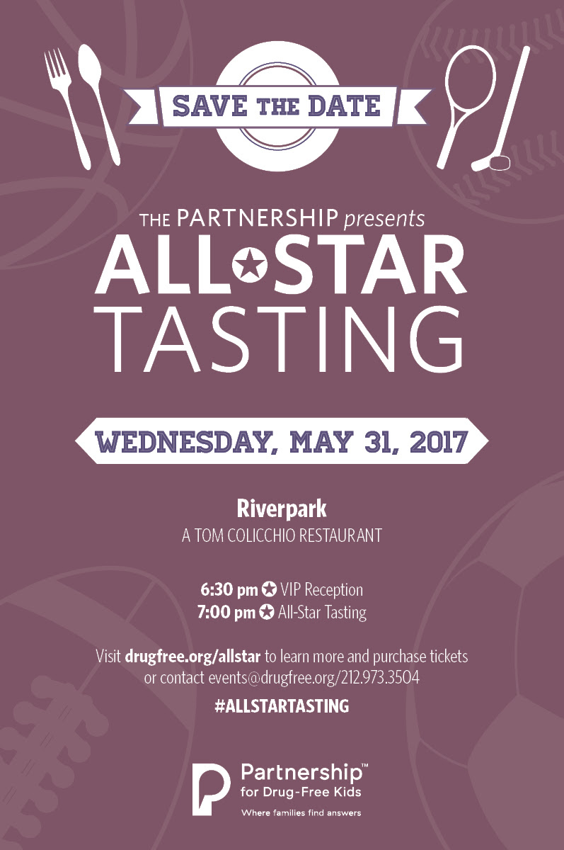 Click here to view the All-Star Tasting 2017 - Save the Date