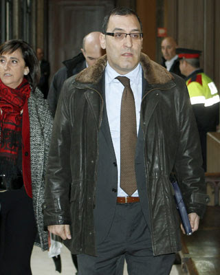 El juez Eloy Velasco.