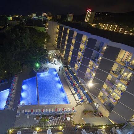 Hotel Slavey 4*
