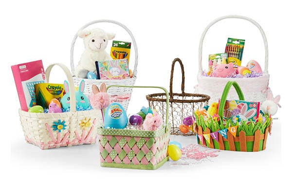 Select Easter Baskets