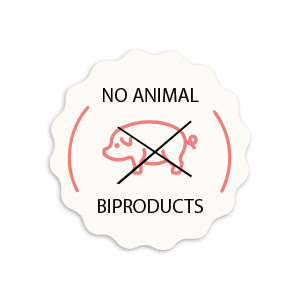 No Animal by products
