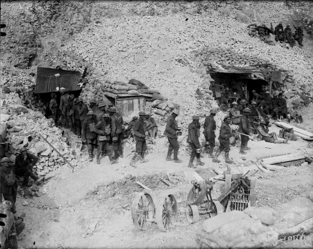 George Alfred Newburn: A soldier of the First World War