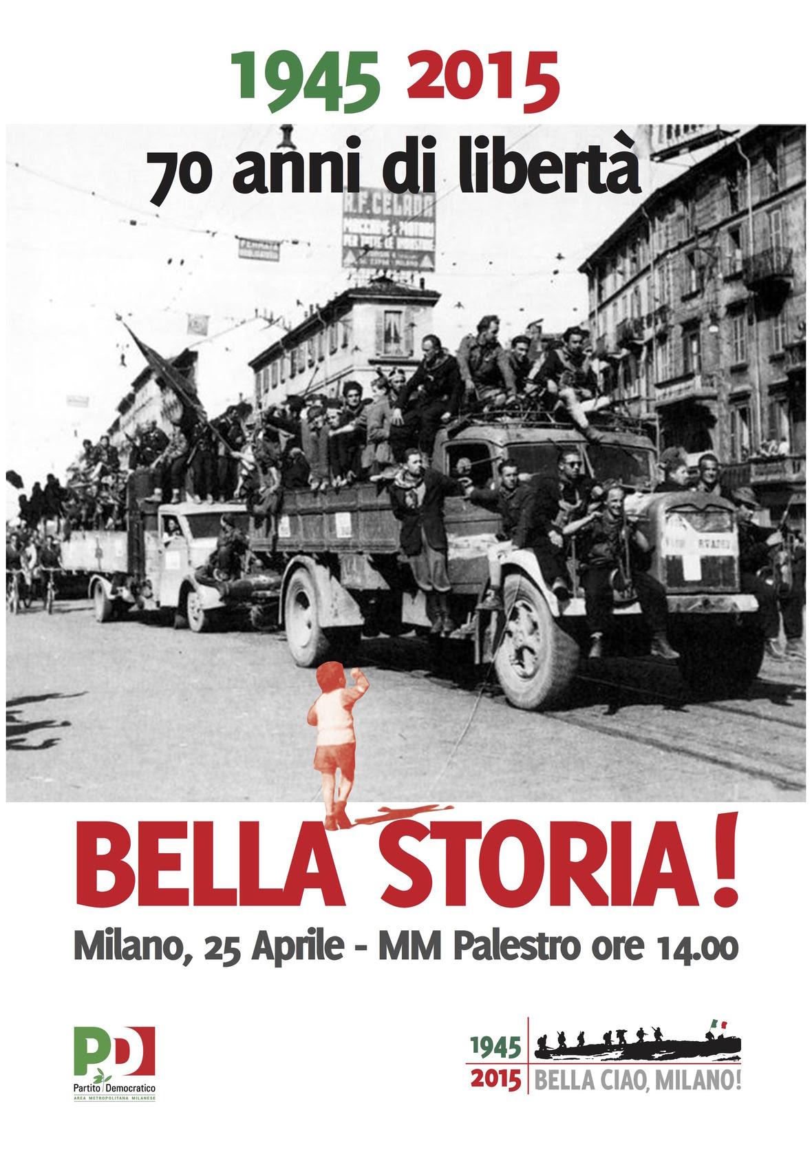 manifesto 25 aprile