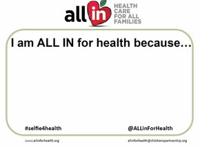 Take a #Selfie4Health