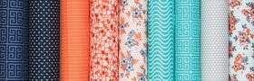 Brand New Collection: Sweet Marion by April Rosenthal for Moda Fabrics