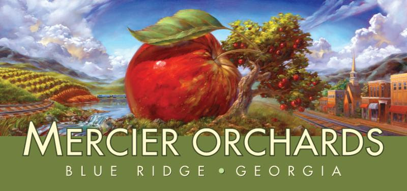 Mercier Orchards logo