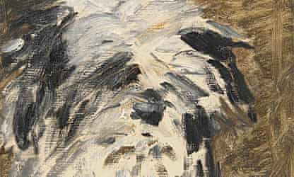 Previously unseen dog painting by Manet to be sold at Paris auction