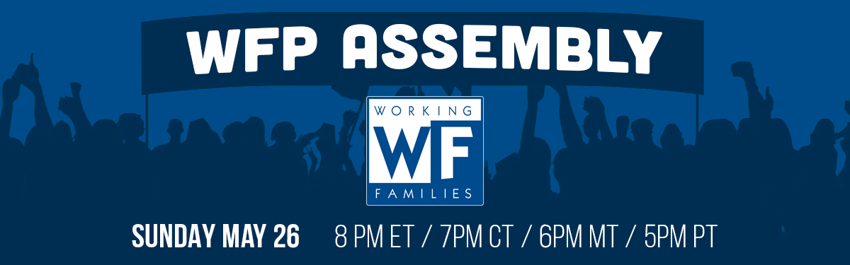 RSVP Now: WFP Assembly