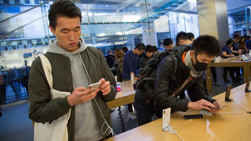 Ejemplo simple: El iPhone muestra por qué la guerra comercial de Trump contra China