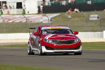 Mark Wilkins leads in the GTS Drivers' Championship heading into the Mid-Ohio weekend.