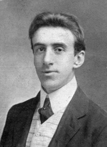 Historical Records: Wallace Henry Hartley, bandleader aboard the RMS Titanic