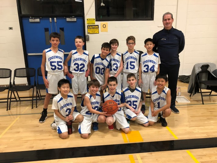 4th boys scags team pic
