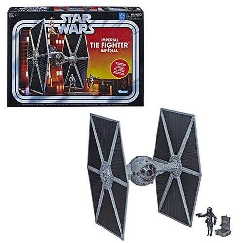 Image of Star Wars: The Vintage Collection Imperial TIE Fighter (Empire Strikes Back)