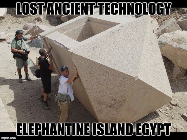 Evidence Of An Ancient Cataclysm At Elephantine Island In Egypt  Sddefault
