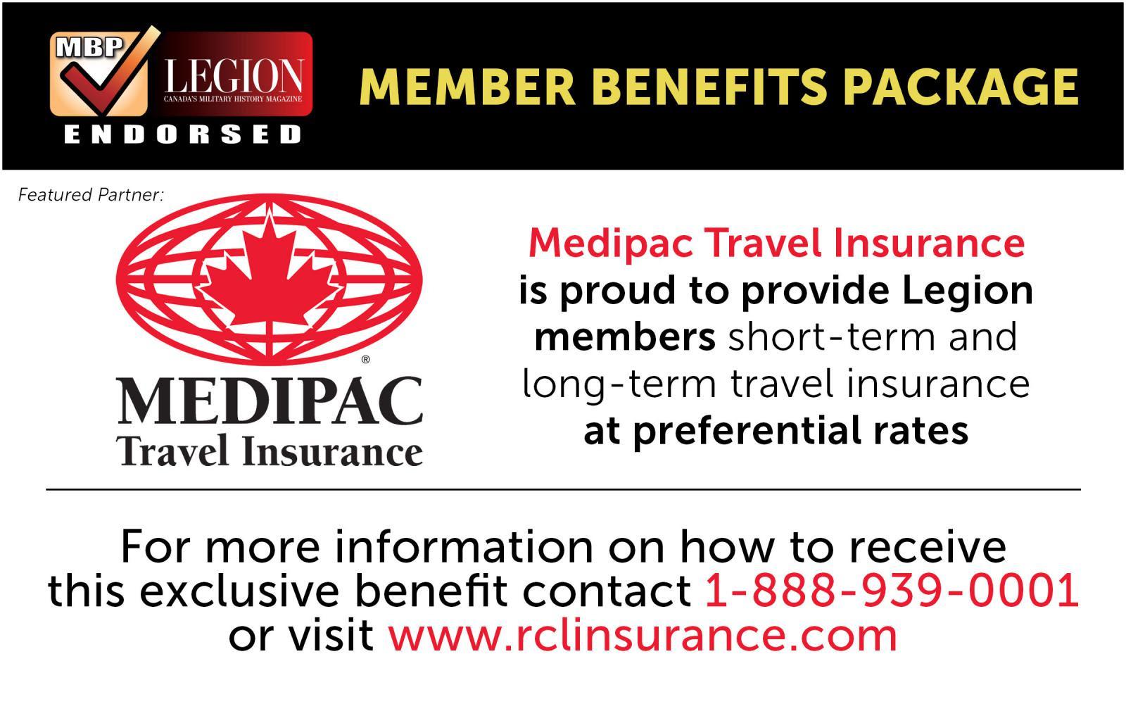 Medipac Travel Insurance