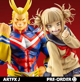 My Hero Academia ArtFX J