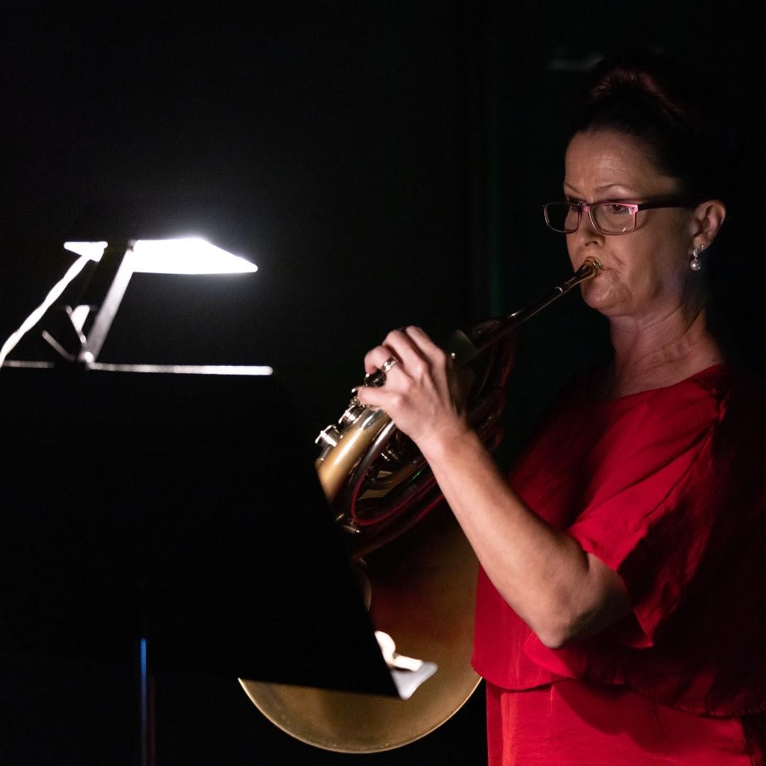 Photo from Summer Serenades: Brass Quintet