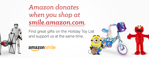 Support Charity While Holiday Shopping