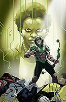 Green Arrow Annual 2