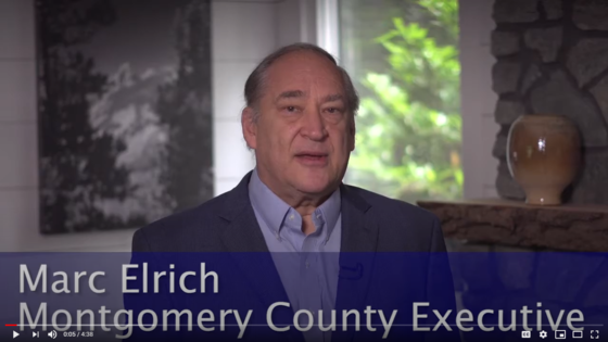 Marc Elrich on YouTube