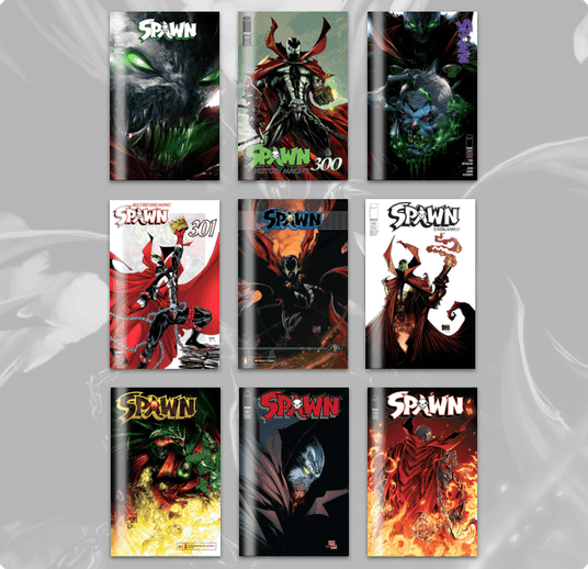 Humble Comics Bundle: SPAWN 2020 by Image Comics