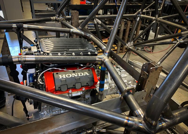 Honda Ridgeline, American Honda, Jeff Proctor, Proctor Racing Group, HPD