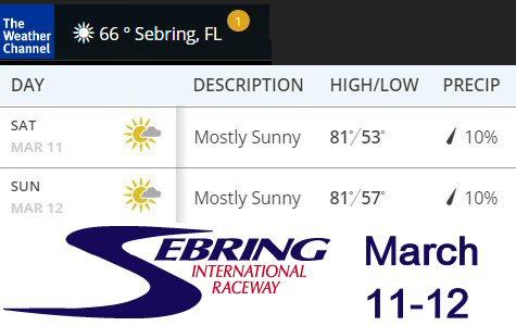 Sebring March 11 12 2017 forecast v2