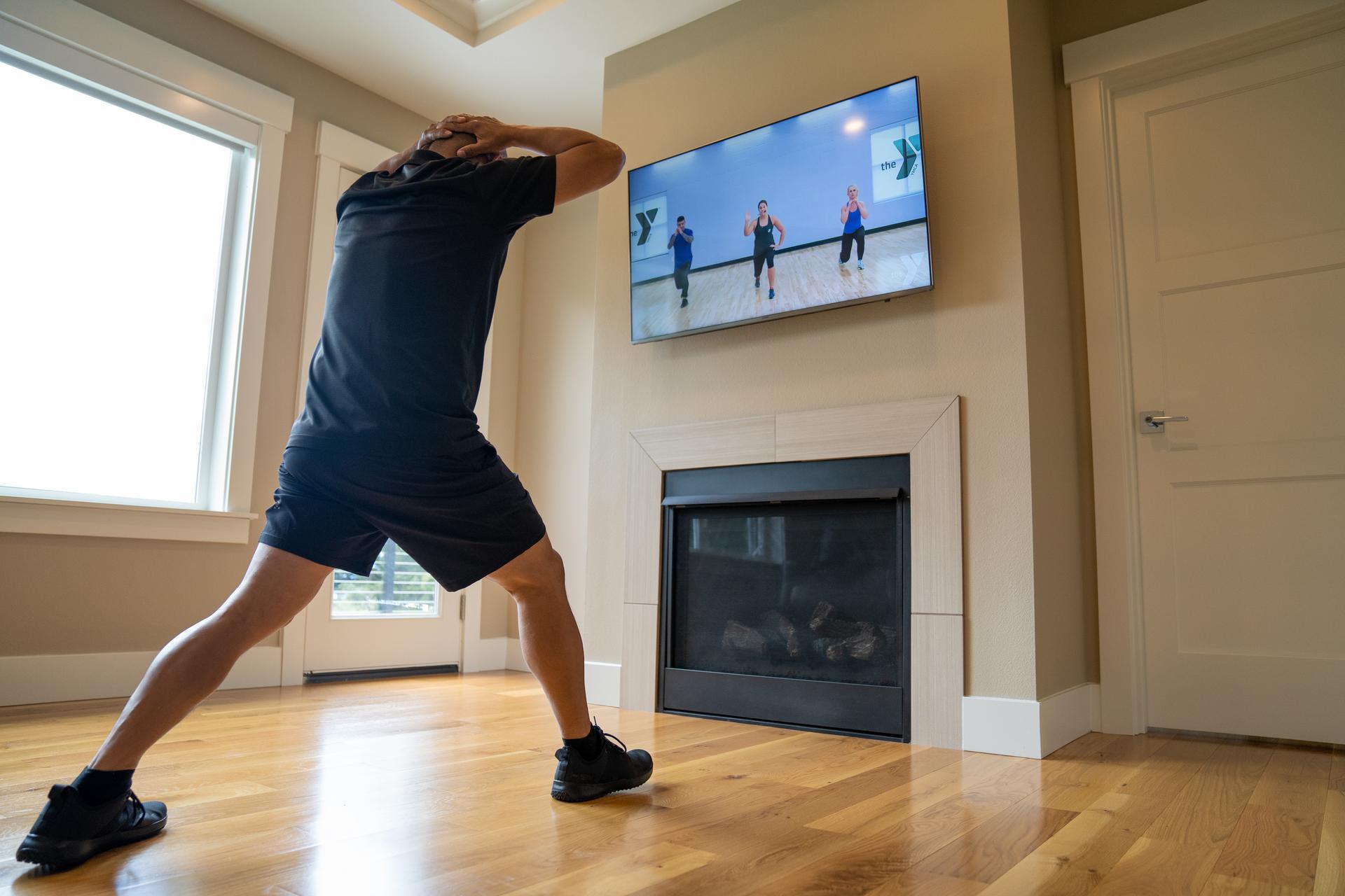 indoor exercise