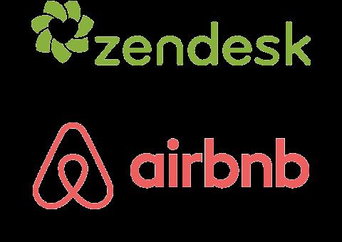 Zendesk & Airbnb