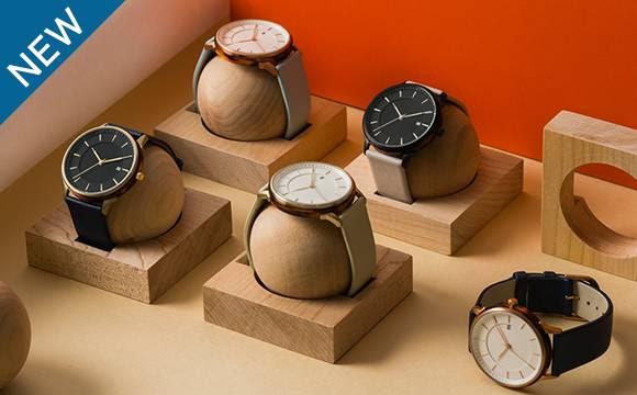 スウェーデン生まれの時計【Lagom Watches】