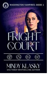 Fright Court by Mindy Klasky
