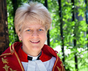 The Revd Canon Jane Hedges