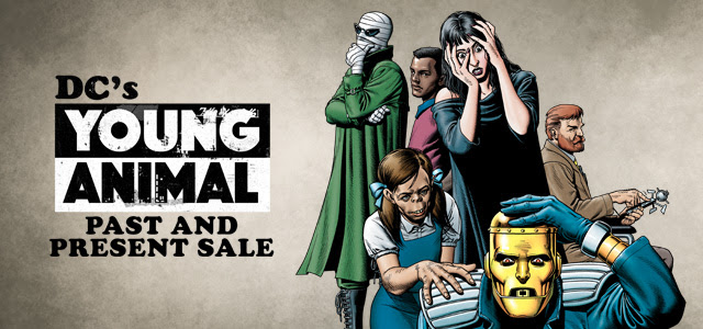 DC Young Animal Digital Sale