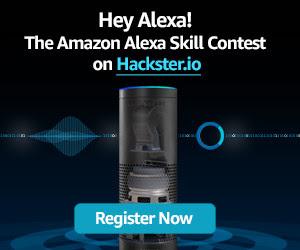 Hey Alexa! The Amazon Alexa Skill Contest on Hackster.io