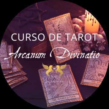 Curso de Tarot Profesional Certificado - Magwarts