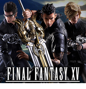 FINAL FANTASY XV PLAY ARTS KAI