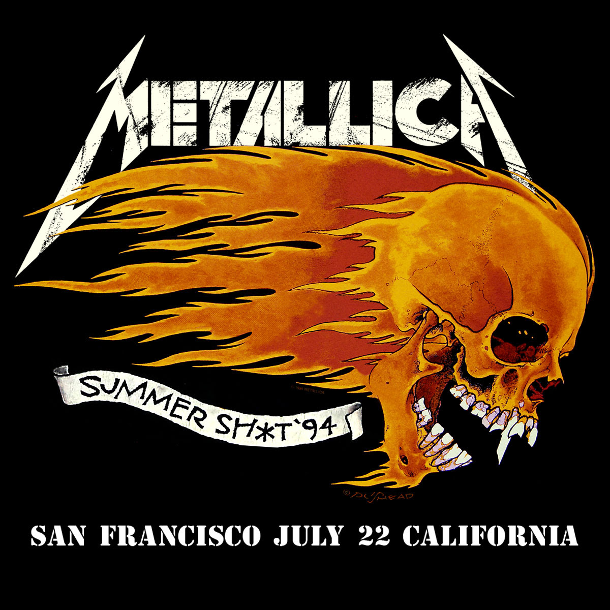 Watch Metallica Live in San Francisco Tonight at 8 PM EDT  5 PM PDT on YouTube  Facebook