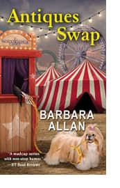 Antiques Swap by Barbara Allan