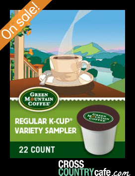 Regular Roast Keurig K-cup variety pack