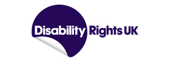 Picture of Disability Rights UK Logo