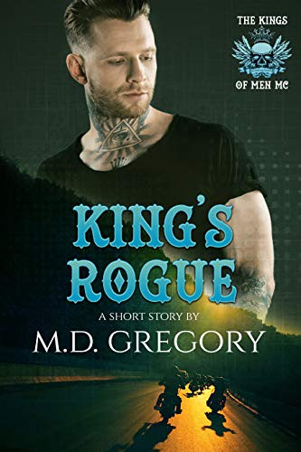 Cover for 'King's Rogue'