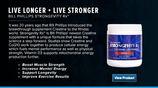 Get Strongivity Rx by Bill Phillips