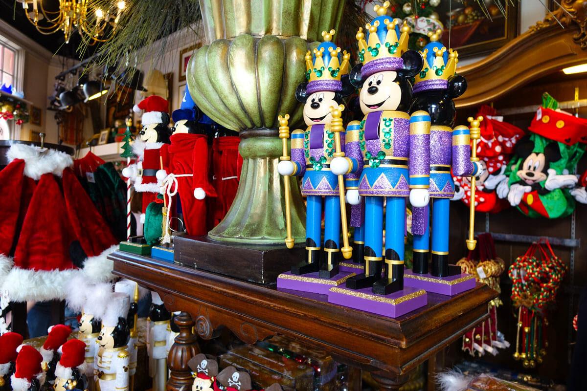 Disney World Holiday Crowds - Nutcracker